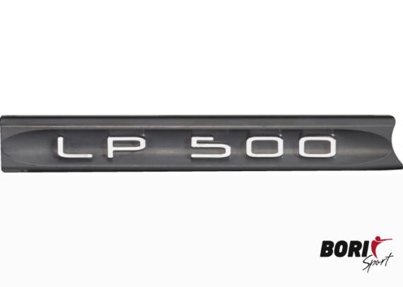 """Letras Walther """"LP500"""""""