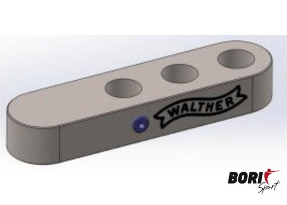 Contrapeso para carrillera Walther 100 g