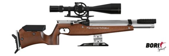 Carabina Feinwerkbau 800 Basic Field Target 16,3J