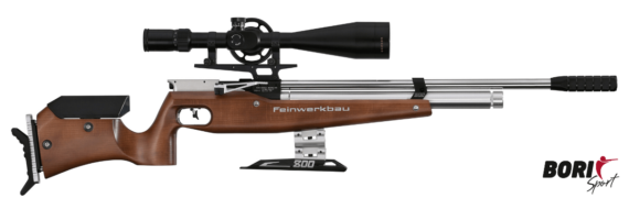 Carabina Feinwerkbau 800 Basic Field Target 20,4J
