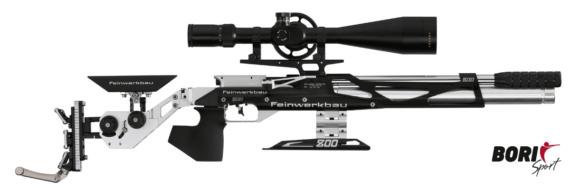Carabina Feinwerkbau 800X Field Target 16,3J