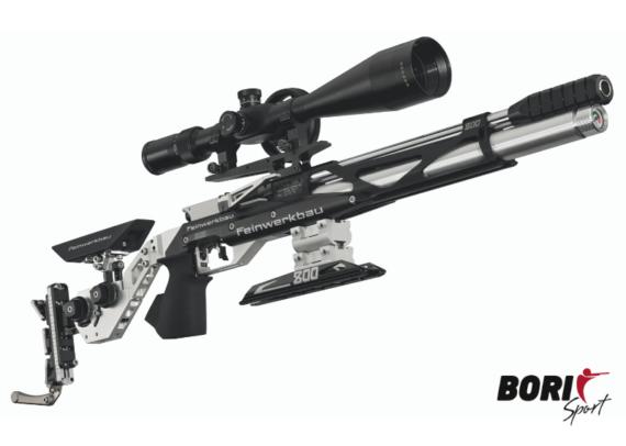 Carabina Feinwerkbau 800 X Field Target 16,3J