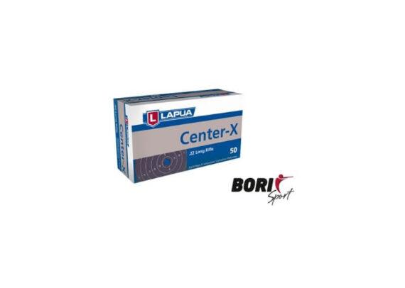 Bala_Lapua Center-X_cal22lr_municion_rimfire_anular_bori_sport