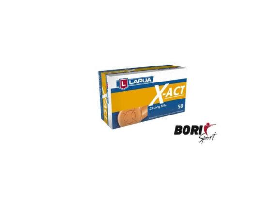 Bala_Lapua X-Act_cal22lr_municion_rimfire_anular_bori_sport