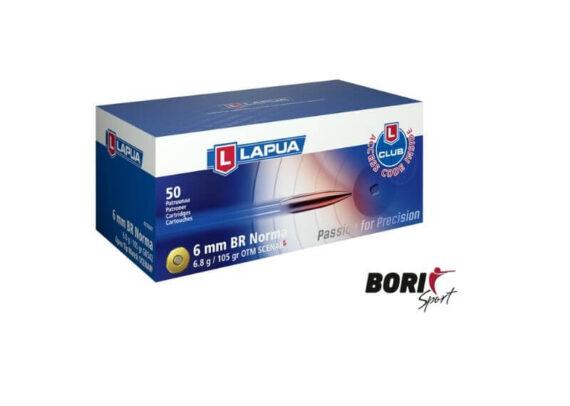Bala_Lapua rifle__6mmBRNorma_ScenarL_GB542_4316047_municion_Bori_sport
