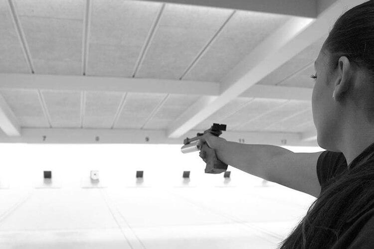 Beneficios de practicar tiro