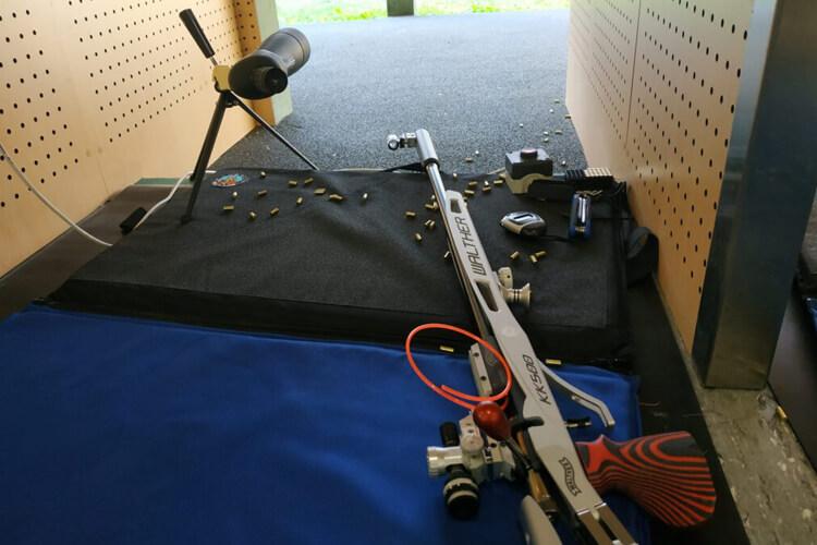 La seguridad al usar armas