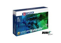 Balas_Lapua 65X47Lapua Naturalis_caza_bori_sport_nature_municion