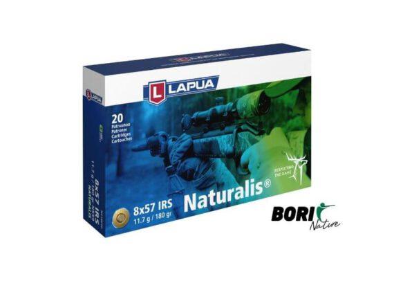 Balas_Lapua 8x57 IRS Naturalis_caza_bori_sport_nature_municion