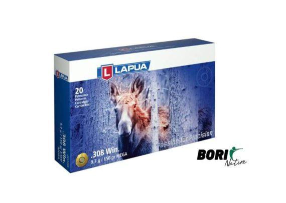 Balas_Lapua_cal.308Win_Mega_150_municion_caza_bori_nature