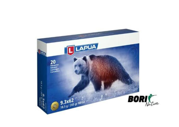 Balas_Lapua_cal.93x62_Mega_municion_caza_bori_sport