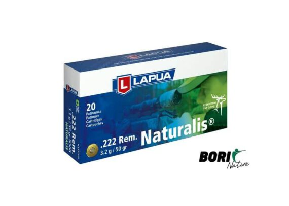 balas_Lapua 222Rem_Naturalis_caza_bori_sport_nature_municion
