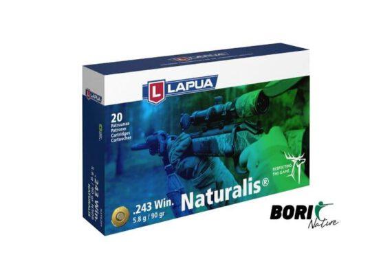 balas_Lapua 243Win Naturalis_caza_bori_sport_municion