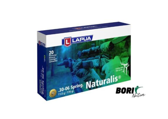 balas_Lapua 30-06Spring Naturalis_caza_bori_sport_municion