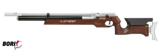 Carabina Walther LG400 Field Target Madera