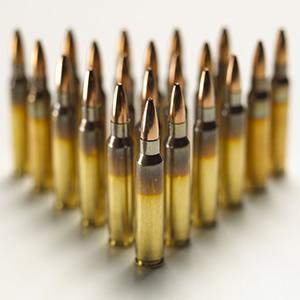 Munición deportiva rifle y pistola